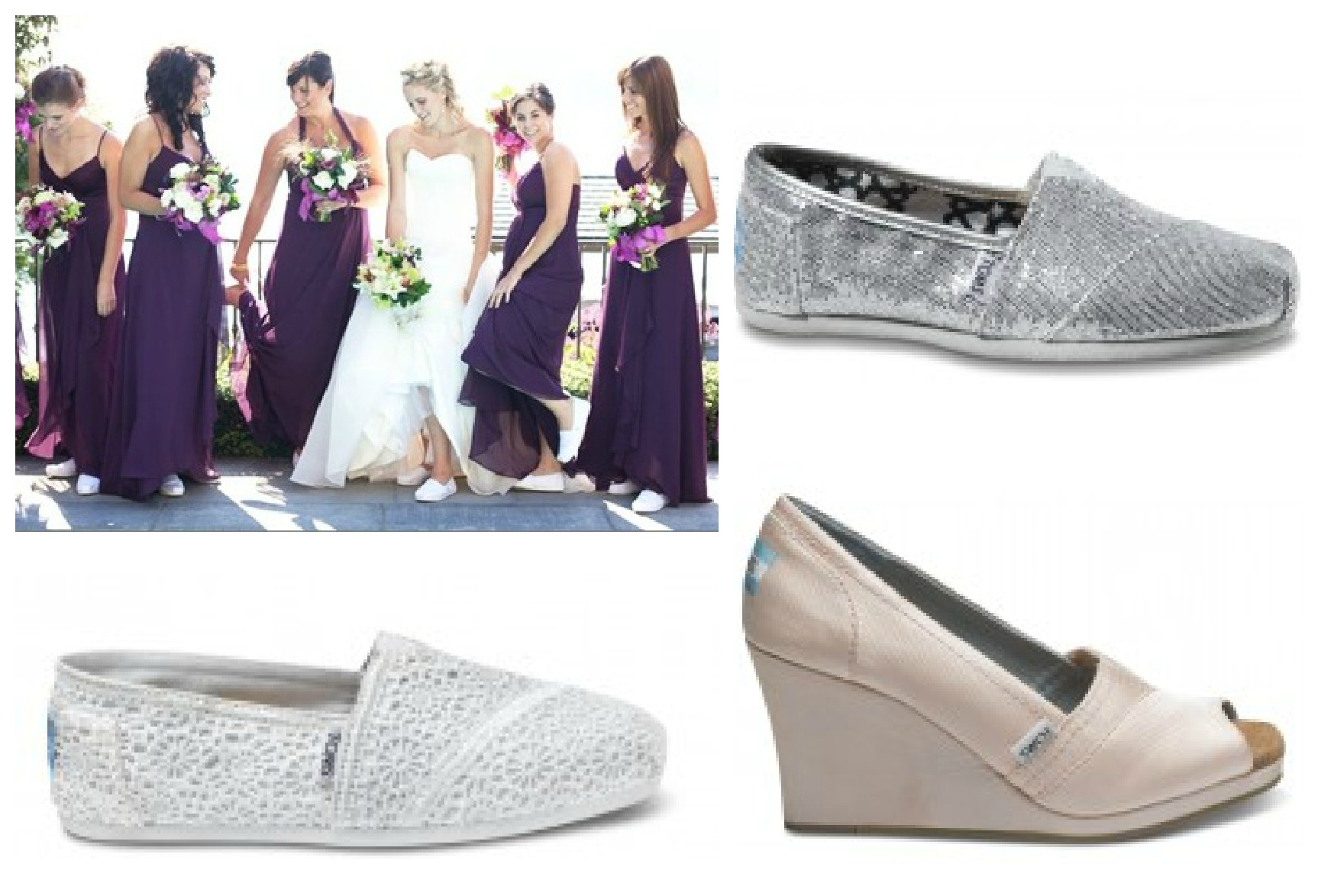 Unique Wedding Shoes | Madera Estates {-blog-}