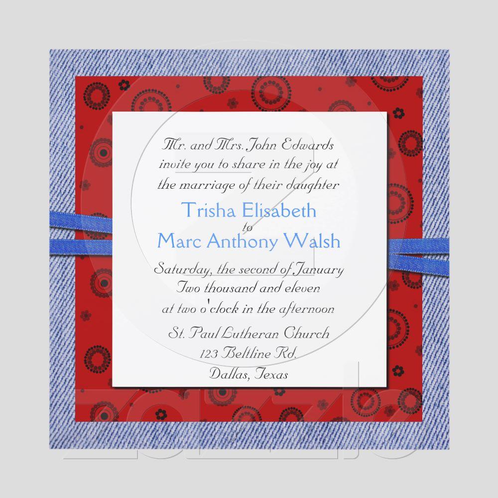 Denim Wedding Inspiration | Madera Estates {-blog-}